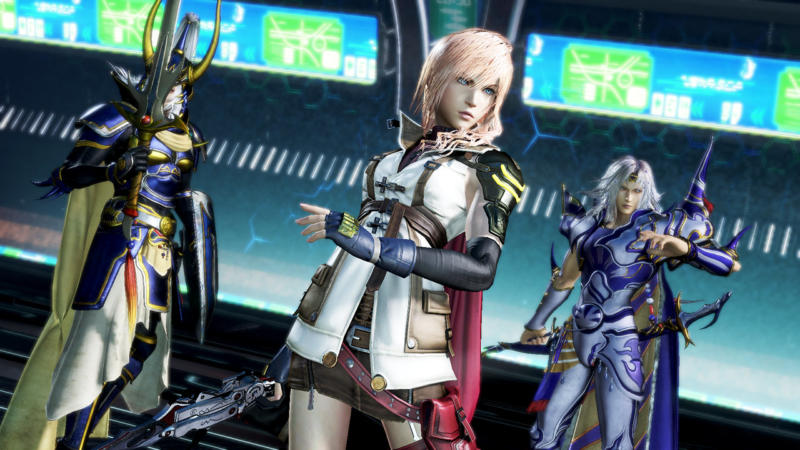 Dissidia Final Fantasy NT disponibile da oggi