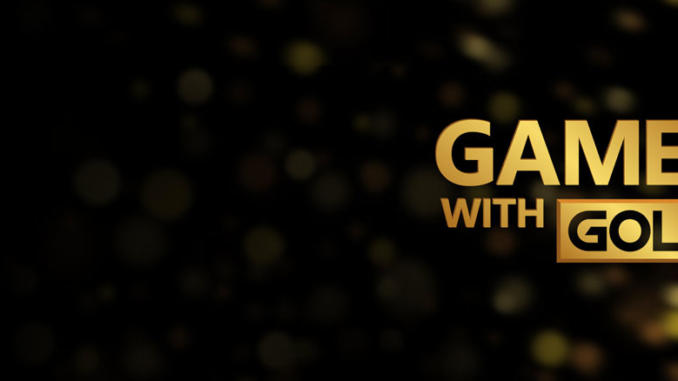 Games With Gold marzo 2019