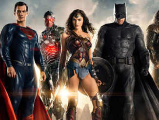 Justice League - Dal 21 marzo in DVD, Blu-ray e 4k Ultra HD