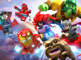 LEGO Marvel Super Heroes 2 personaggi Champions