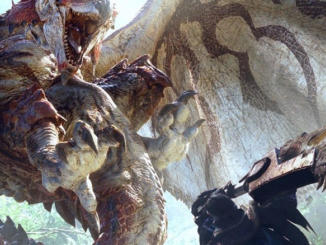 "Monster Hunter World - Primo episodio del ""Making Of"""