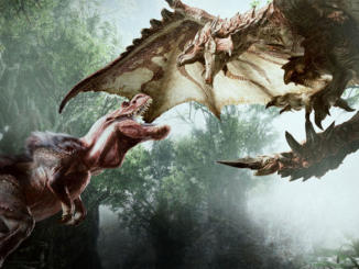 Monster Hunter World disponibile da oggi