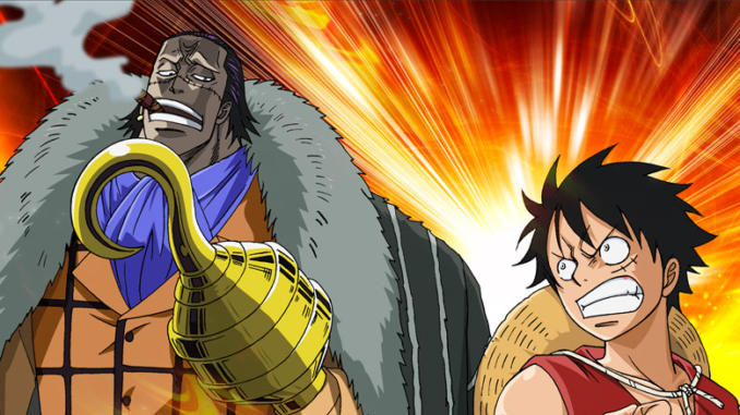 One Piece Bounty Rush in arrivo per mobile