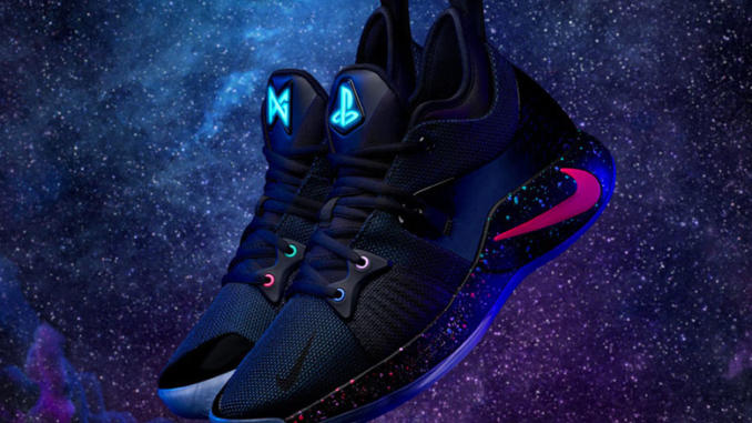 PlayStation: annunciate le Nike PG-2 PlayStation Colorway
