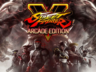 Street Fighter V: Arcade Edition disponibile nei negozi