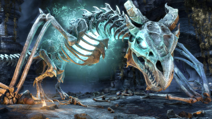 The Elder Scrolls Online: primi dettagli su Dragon Bones