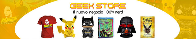 Acquista sul geekstore di Amazon