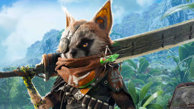 Biomutant si mostra in nuovo video gameplay