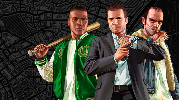 Grand Theft Auto V Premium Edition appare su Amazon