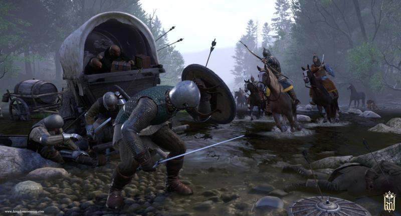 Kingdom Come: Deliverance – Disponibile il trailer di lancio