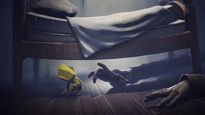 Little Nightmares in arrivo per Nintendo Switch?