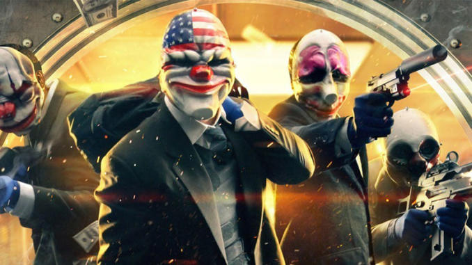 PayDay 2 è disponibile per Nintendo Switch