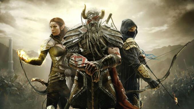 The Elder Scrolls Online: l'amore ai tempi di ESO