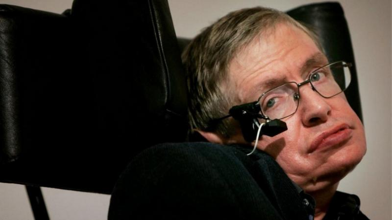 Addio all'astrofisico Stephen Hawking