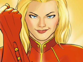 Captain Marvel - Iniziate le riprese del film Marvel