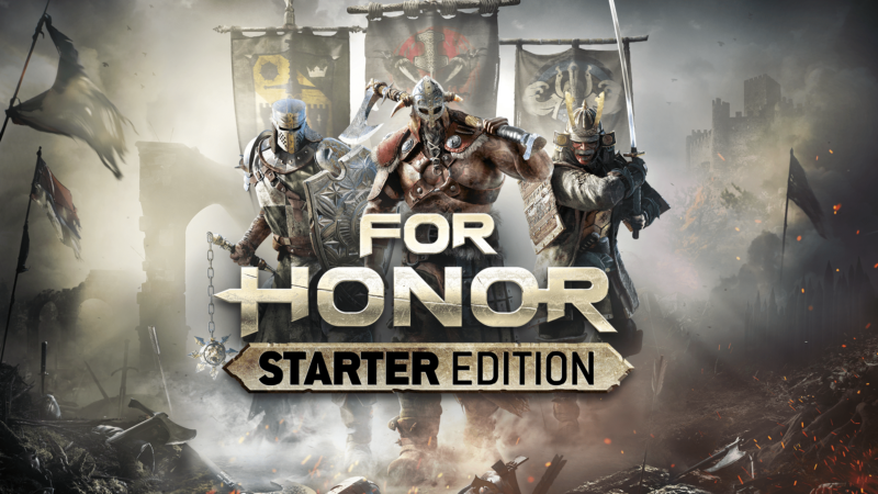 For Honor Starter Edition disponibile