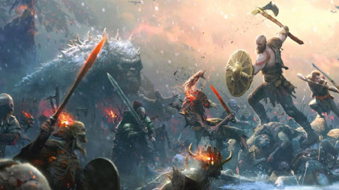 God of War entra in fase Gold