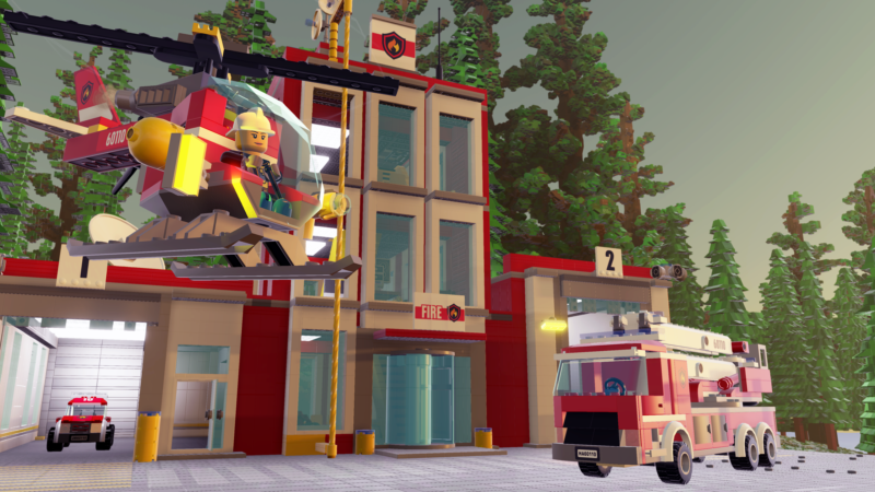 LEGO Worlds: Showcase Collection Pack 1 disponibile