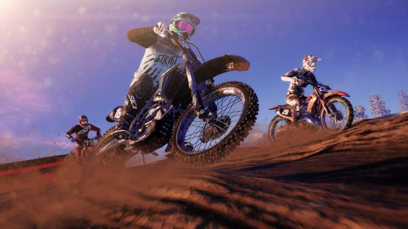 MX vs ATV All Out disponibile per PC, PS4 e Xbox One