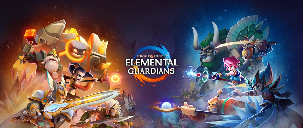 Might & Magic: Elemental Guardians, Ubisoft apre le pre-registrazioni