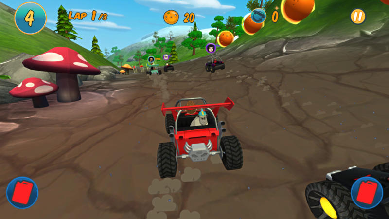 Rally Racers recensione