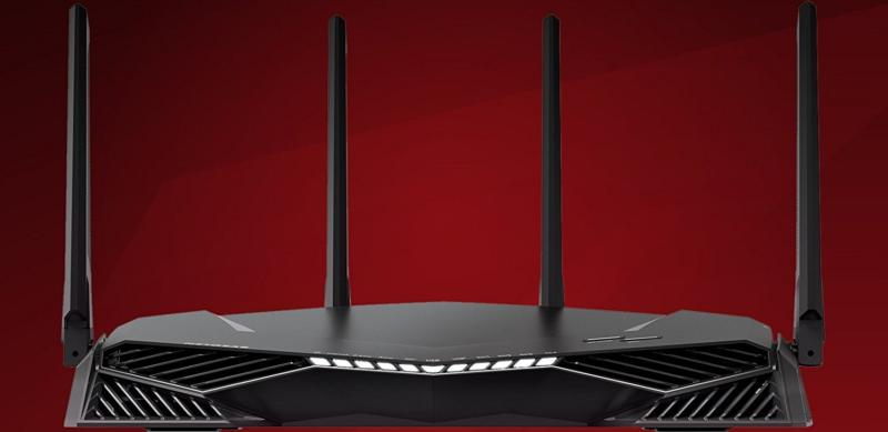 Router Nighthawk Pro Gaming XR500 - Speciale