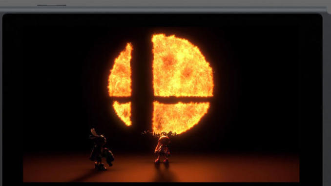 Super Smash Bros. per Switch sarà giocabile all'E3