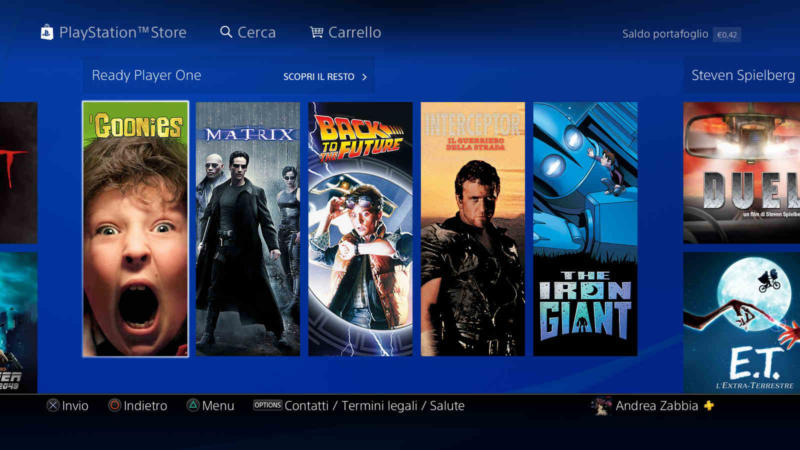 Warner Bros. e PlayStation insieme per il grande cinema