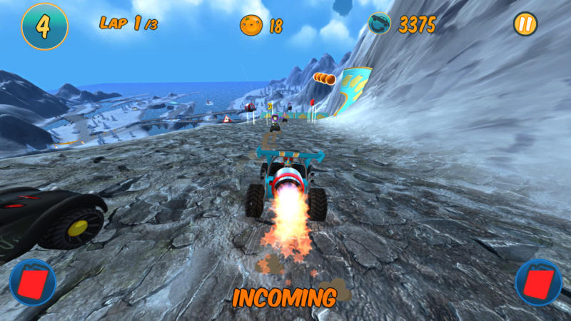 rally racers_recensione