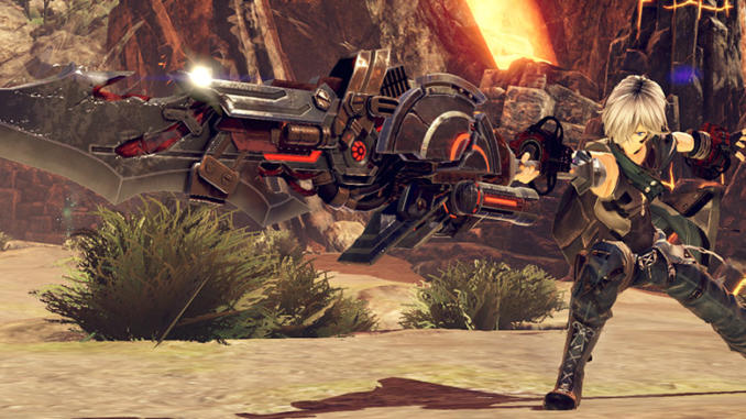 God Eater 3: nuovi Aragami e categorie di God Arc