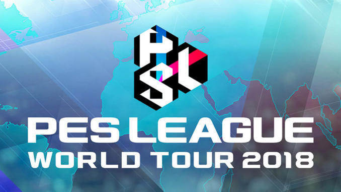 PES League World Tour 2018 Europe Round: i finalisti