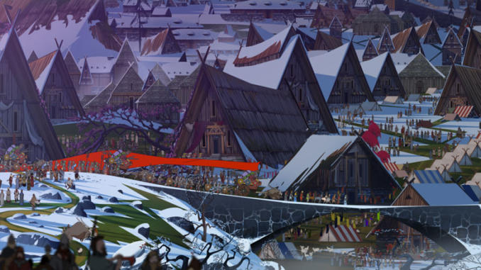 The Banner Saga Trilogy si mostra in un nuovo trailer