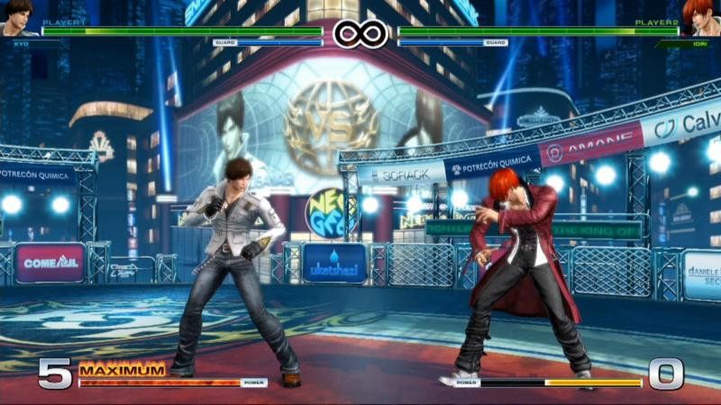 The King of Fighters XIV: pubblicati 4 nuovi DLC