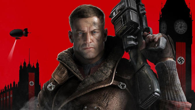 Wolfenstein II: The New Colossus in arrivo su Switch