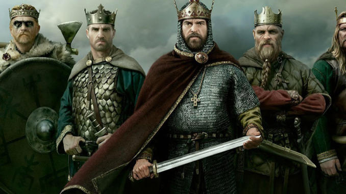 A Total War Saga: Thrones of Britannia disponibile