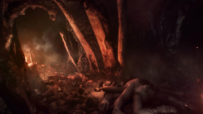 Agony disponibile per PC, PlayStation 4 e Xbox One