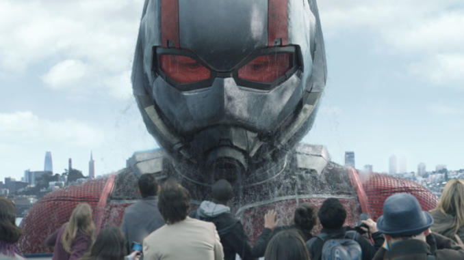 Ant-Man and The Wasp: nuovo trailer italiano