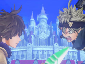 Black Clover Quartet Knights in arrivo in Italia