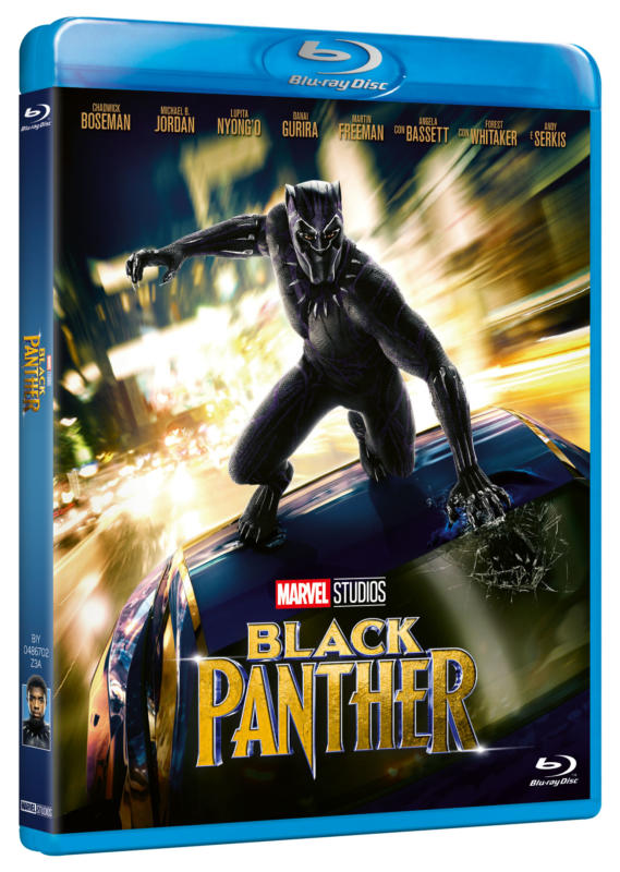 Black Panther in home video dal 30 maggio