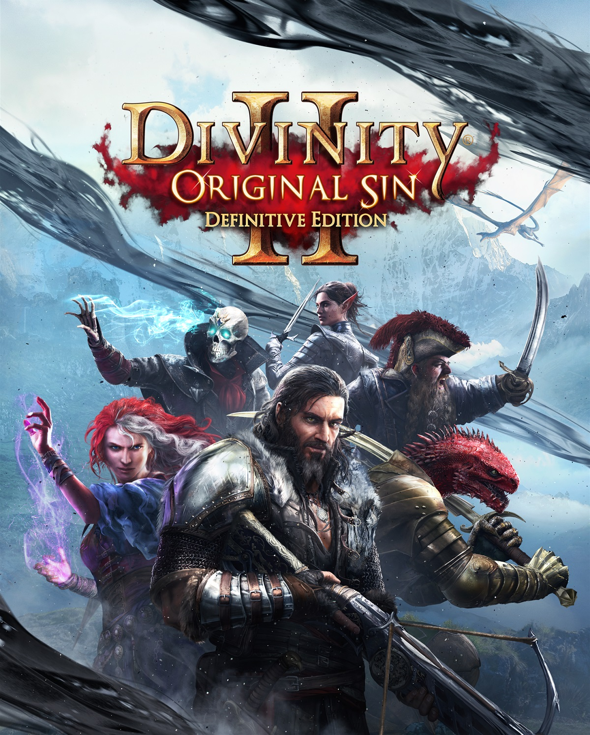 Divinity: Original Sin 2 - Definitive Edition in anteprima su Xbox Game Preview