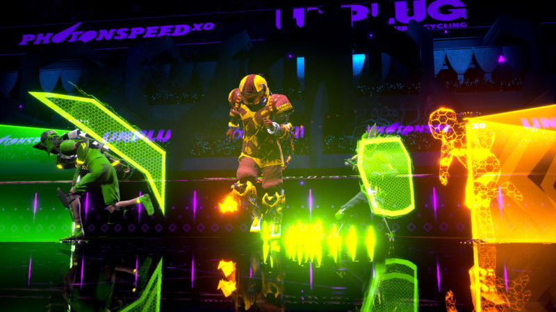 Laser League disponibile oggi per PC e console