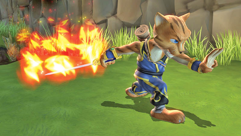Legend of Kay disponibile per Switch