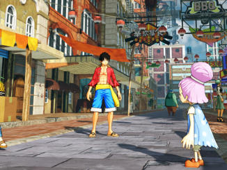 One Piece World Seeker: nuovo trailer in italiano
