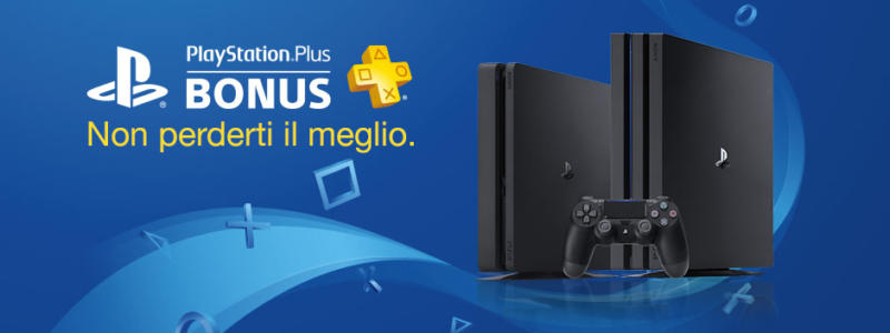 PlayStation Plus Bonus: Now TV partner di maggio
