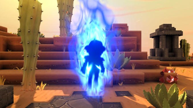 Portal Knights: disponibile la Modalità Creativa