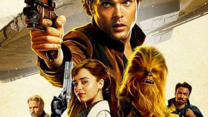 Solo: A Star Wars Story - Ron Howard ha girato il 70% del film