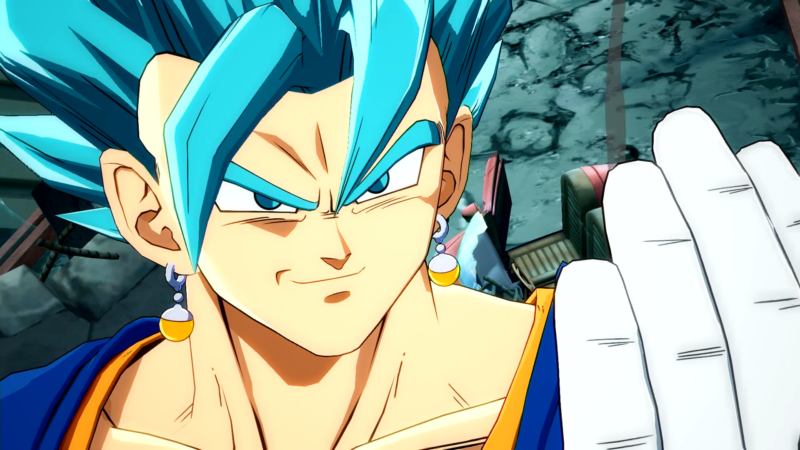 Vegito arriva di Dragon Ball FighterZ