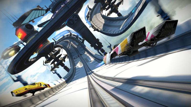 WipEout Omega Collection: ecco la demo
