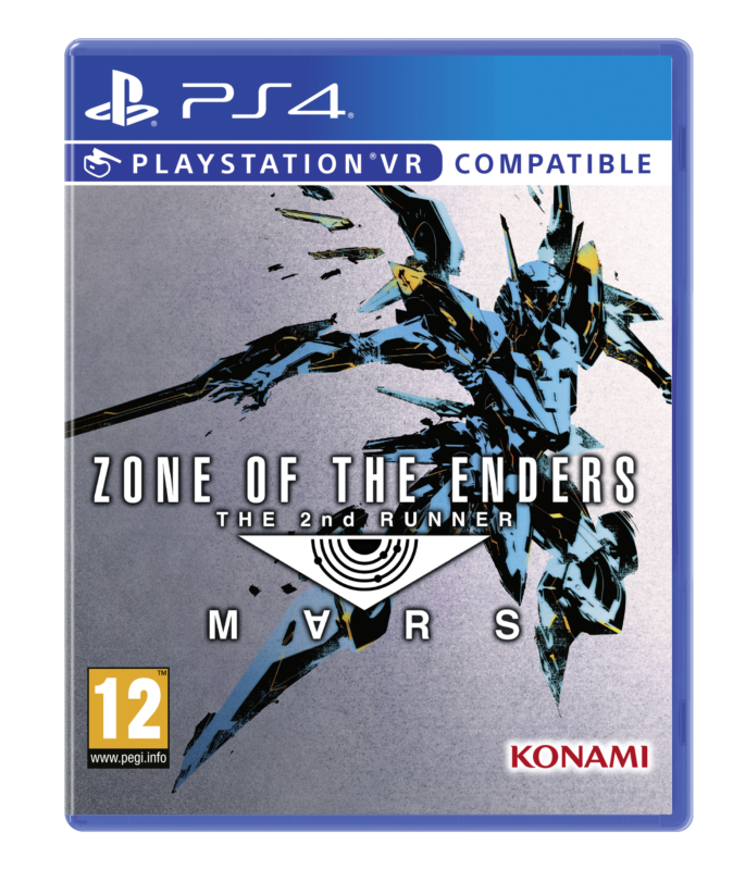 Zone of the Enders: The 2nd Runner – M∀RS in arrivo a settembre