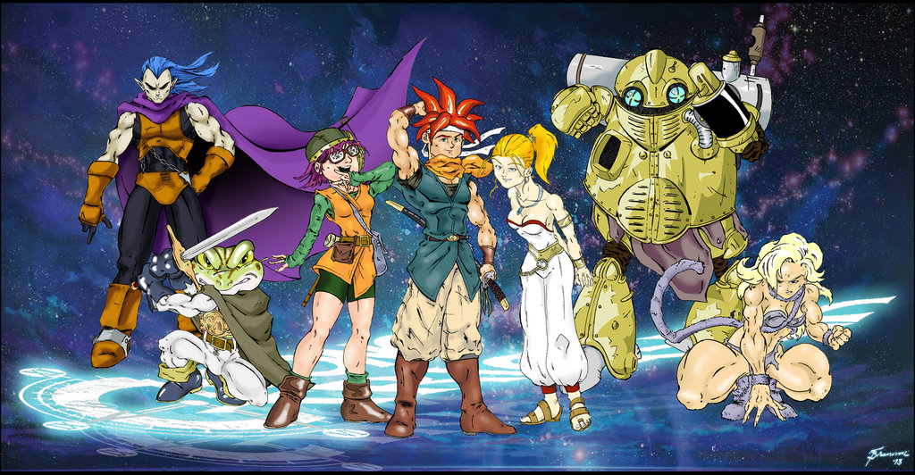 Chrono Trigger: disponibile la terza patch su Steam
